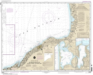 Picture of 14803 - Six Miles South of Stony Point To Port Bay Nautical Chart