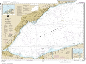 Picture of 14810 - Olcott, NY To Toronto, Ontario Nautical Chart