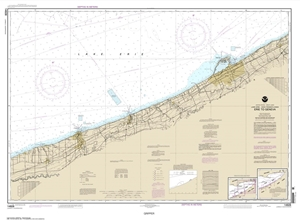Picture of 14828 - Erie To Geneva Nautical Chart