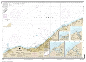 Picture of 14829 - Geneva To Lorain Nautical Chart