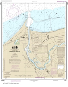 Picture of 14837 - Fairport Harbor Nautical Chart
