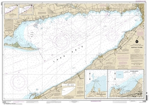 Picture of 14838 - Buffalo To Erie Nautical Chart
