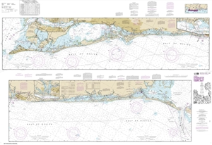 Picture of 11425 - Intracoastal Waterway - Charlotte Harbor To Tampa Bay Nautical Chart