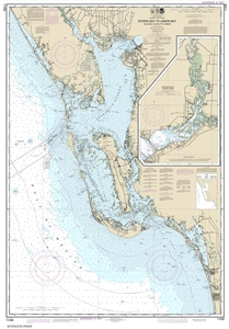 Picture of 11426 - Estero Bay To Lemon Bay, Including Charlotte Harbor Nautical Chart