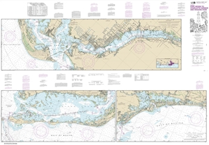 Picture of 11427 - Intracoastal Waterway - Fort Myers To Charlotte Harbor And Wiggins Pass Nautical Chart