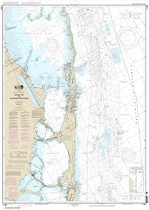 Picture of 11463 - Intracoastal Waterway - Sands Key To Blackwater Sound Nautical Chart