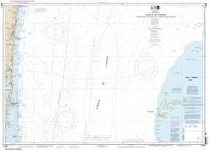 Picture of 11469 - Straits of Florida - Fowey Rocks, Hillsboro Inlet To Bimini Islands, Bahamas Nautical Chart
