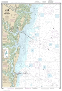 Picture of 11502 - Doboy Sound To Fernandina Nautical Chart