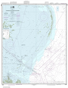 Picture of 11363 - Chandeleur And Breton Sounds Nautical Chart