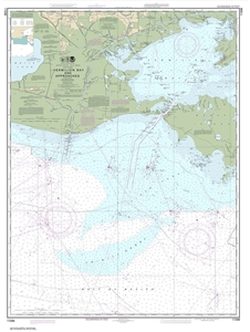 Picture of 11349 - Vermilion Bay And Approaches Nautical Chart