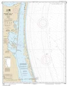 Picture of 11304 - Northern Part of Laguna Madre Nautical Chart