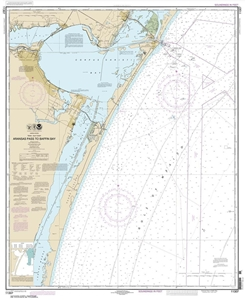 Picture of 11307 - Aransas Pass To Baffin Bay Nautical Chart