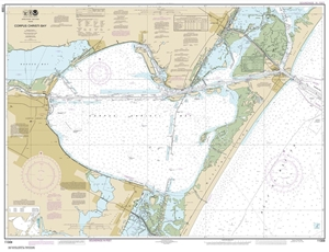 Picture of 11309 - Corpus Christi Bay Nautical Chart