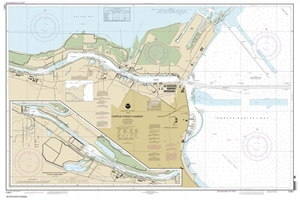 Picture of 11311 - Corpus Christi Harbor Nautical Chart