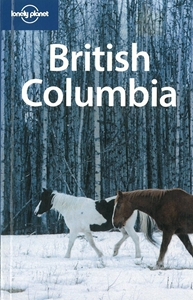 Picture of Lonely Planet British Columbia Travel Guide