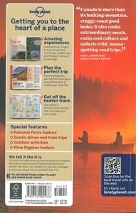 Picture of Lonely Planet Canada Travel Guide