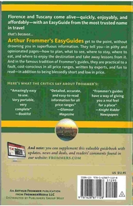Picture of Frommer's Florence & Tuscany EasyGuide
