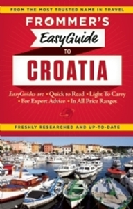 Picture of Frommer's Croatia EasyGuide
