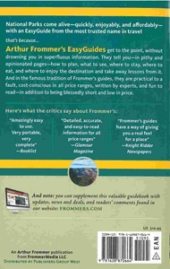 Picture of Frommer's National Parks of the American West EasyGuide