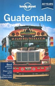Picture of Lonely Planet Guatemala Travel Guide