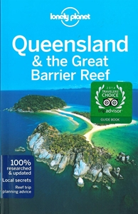 Picture of Lonely Planet Queensland & the Great Barrier Reef Travel Guide