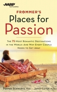Picture of Frommer's Places for Passion