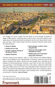 Picture of Frommer's Complete France