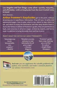 Picture of Frommer's EasyGuide to Los Angeles and San Diego