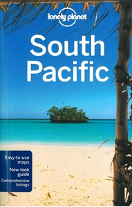 Picture of Lonely Planet South Pacific Travel Guide