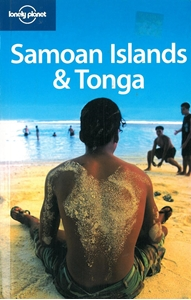 Picture of Lonely Planet Samoan Islands & Tonga Travel Guide