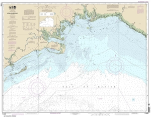 Picture of 11405 - Apalachee Bay Nautical Chart