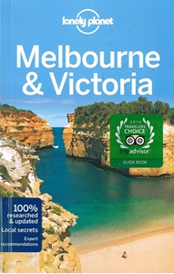 Picture of Lonely Planet Melbourne & Victoria Travel Guide