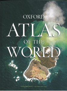 Picture for category ATLASES: Road & World