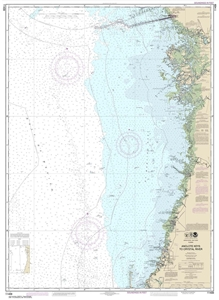 Picture of 11409 - Anclote Keys To Crystal River Nautical Chart