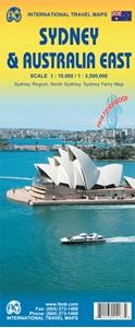 Picture of International Travel Maps - Sydney & Australia East