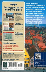 Picture of Lonely Planet Central Europe Travel Guide