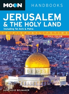 Picture of Moon- Jerusalem and the Holy Land