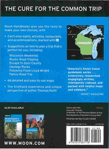 Picture of Moon - Wisconsin Travel Handbook