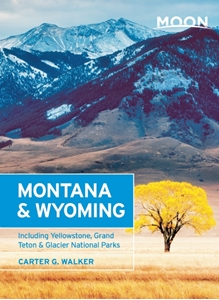 Picture of Moon - Montana & Wyoming