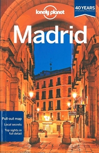 Picture of Lonely Planet Madrid Travel Guide