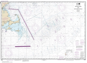 Picture of 13200 - Georges Bank And Nantucket Shoals Nautical Chart