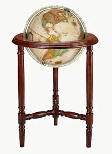 "Picture of Stevens 16"" World Globe"