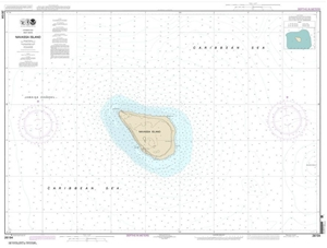 Picture of 26194 - Navassa Island Nautical Chart