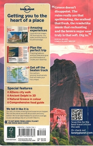 Picture of Lonely Planet Greece Travel Guide
