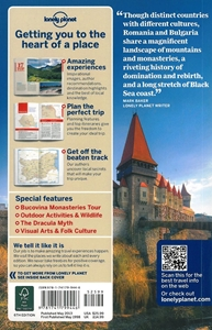 Picture of Lonely Planet Romania & Bulgaria Travel Guide