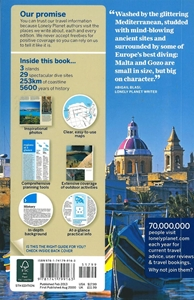 Picture of Lonely Planet Malta & Gozo Travel Guide