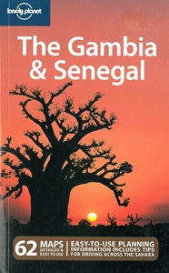 Picture of Lonely Planet Gambia & Senegal Travel Guide