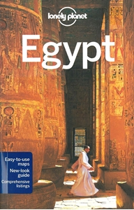 Picture of Lonely Planet Egypt Travel Guide