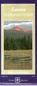 Picture of California (Northern) - Lassen National Forest Map