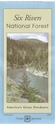 Picture of California (Northern) - Six Rivers National Forest Map